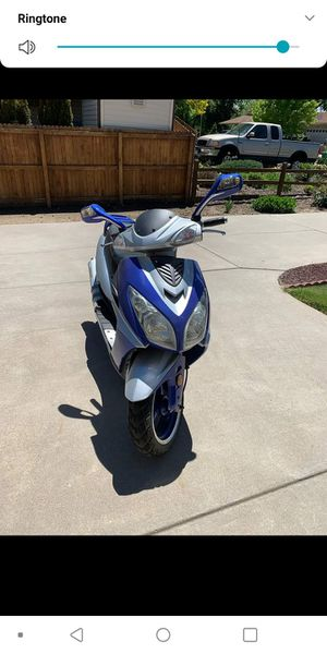 150cc scooter with title not working just stoped somthing. That with the variator it won't kick either it's jammed for Sale in Denver, CO