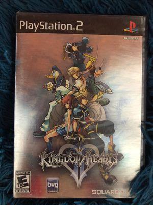 Kingdom hearts PlayStation 2 for Sale in Miramar, FL