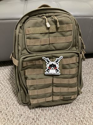 5.11 rush 24 backpack for Sale in Phoenix, AZ