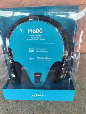 Logitech H600 Wireless headphones for Sale in Winter Haven, FL