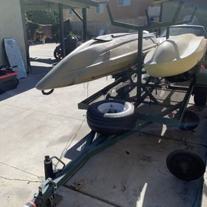 Kayaks With Trailer for Sale in Los Angeles, CA