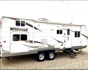 Wild Wood Travel Camper for Sale in Waddell, AZ