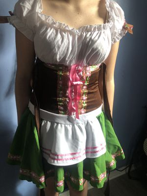 Gretel dress adult S-M costume $10 for Sale in Los Angeles, CA