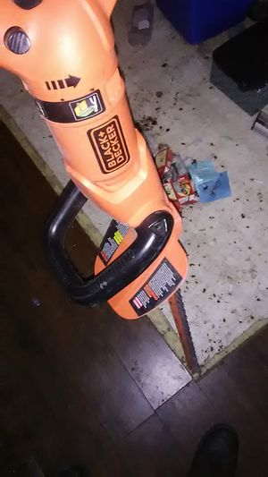 Black & Decker trimmer good condition for Sale in Lodi, CA