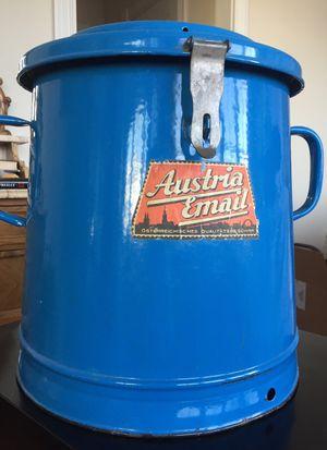 Antique European Sauerkraut Pot for Sale in Fort Washington, MD