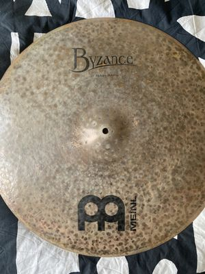 "22"" Meinl Byzance Big Apple Dark Ride for Sale in Los Angeles, CA"