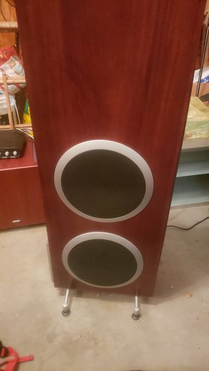 Cambridge Sound Works T300 tower speakers for Sale in Hopkinton, MA