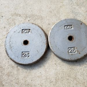 25lb Weights for Sale in Colton, CA