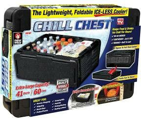 Chill Chest Iceless Cooler for Sale in Angier, NC