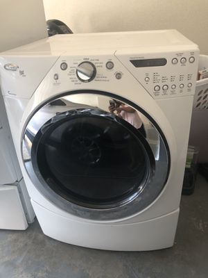 Front load whirlpool duet dryer for Sale in The Colony, TX