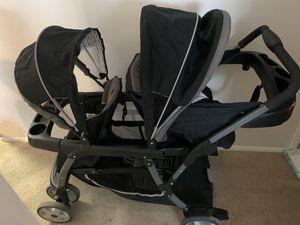Graco double stroller for Sale in Bridgeville, PA