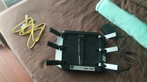 Nighthawk X6 AC3200 tri band wifi Router for Sale in Coal City, IL