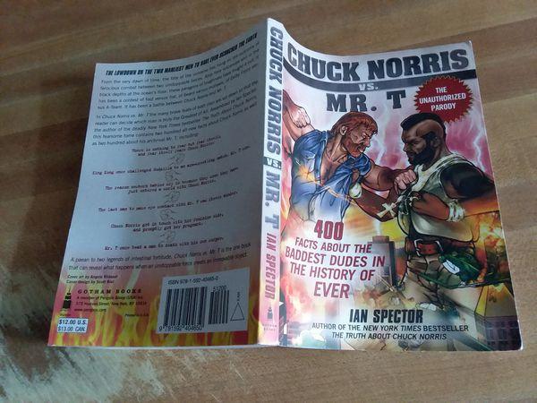 chuck norris vs mr t spector ian