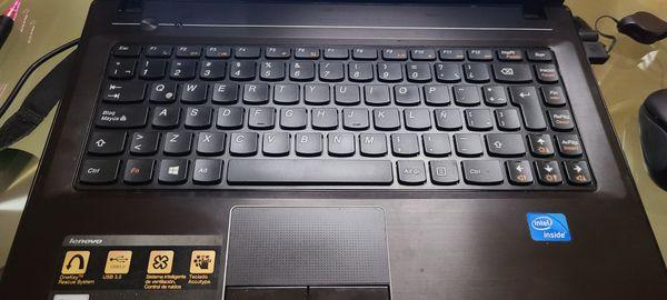 Laptop Lenovo Q480