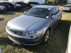 2005 Audi A8 for Sale in Dallas, TX