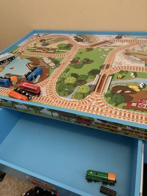 Thomas the train, train table for Sale in Deatsville, AL