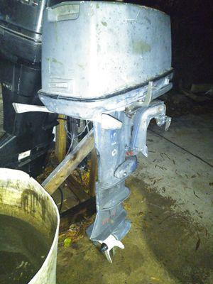 Johnson 40hp tiller outboard motor for Sale in Riverdale, MD