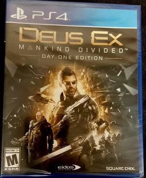 Deus ex for Sale in Annandale, VA