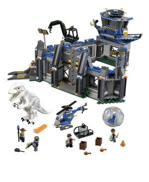 LEGO 75919 Jurassic World Indominus Rex Breakout for Sale in Irvine, CA