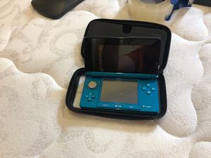 Nintendo 3ds (perfect condition) plus super smash, ocarina of time, and Pokémon for Sale in Washington, DC