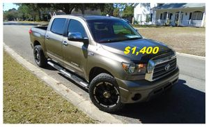 🌸$14OO Selling my 2008 Toyota Tundra.🌸 for Sale in Kansas City, MO