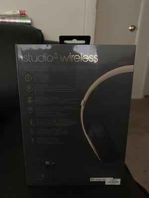 Brand New Beatsstudio 3 Wireless Headphone for Sale in Washington, DC