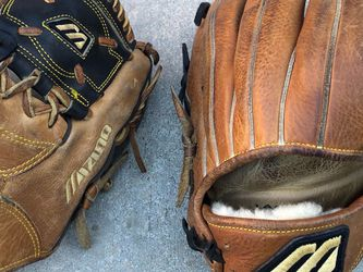 Mizuno Baseball Gloves Quality Made In USA Equipment Bats for Sale in Marina del Rey,  CA