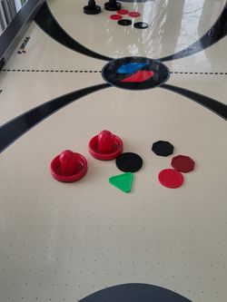 Air hockey plus Pin pong 2 in 1 for Sale in Woodmere,  NY