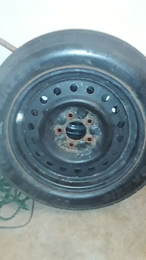 Spare 5 Bolt Tire for Sale in Cleveland, OH