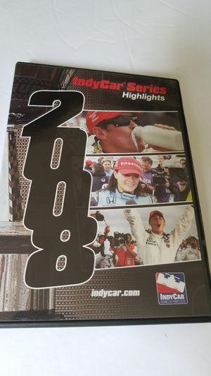 Indy car series highlights dvd 2008 for Sale in Cooper City, FL