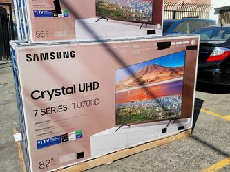 "82"" SAMSUNG 7 SERIES CRYSTAL 2020 4K SMART UHD HDR LED TV for Sale in Los Angeles,  CA"