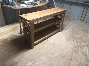 Farmhouse entryway table for Sale in Pineville, LA