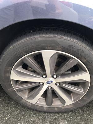 Subaru '16 legacy limited wheels 5x114.3 for Sale in Mountlake Terrace, WA