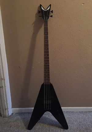 Dean Metalman Flying V Bass for Sale in Greene, IA