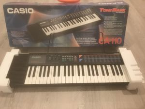 Casio Electric Keyboard with Box for Sale in Bethesda, MD