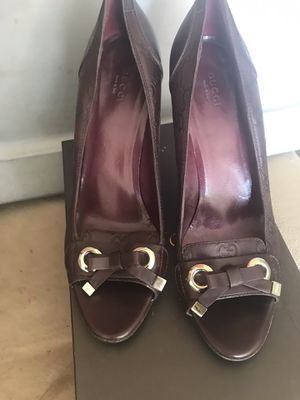 New Gucci women's Shoes 8 1/2 for Sale in Azusa, CA