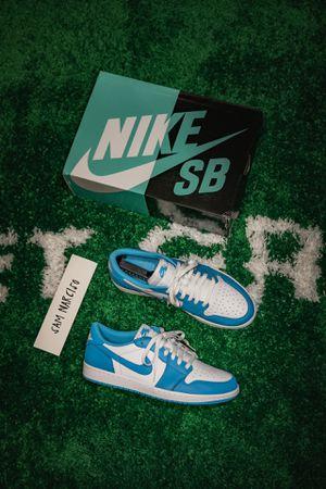 Nike SB Jordan 1 Low UNC for Sale in San Diego, CA