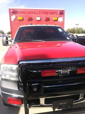 FORD F450 AMBULANCE FOR SALE for Sale in Dallas, TX