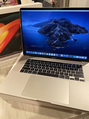 2019 MacBook Pro i9 16ram 1TB SSD w Apple warranty for Sale in Orange, CA