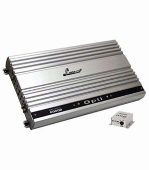 Lanzar OPTI Optidrive Competition Amplifier 6000-watt for Sale in Everett, MA