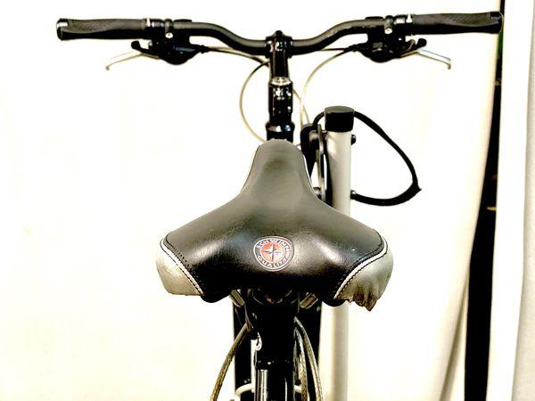 Schwinn Mesa GSX mountain bike - black