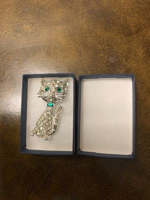 Cat pin for Sale in South Hackensack, NJ