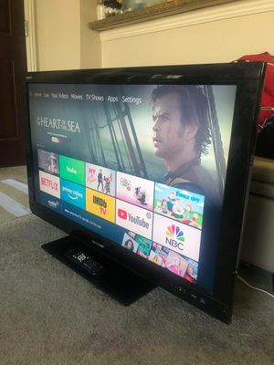 "Sharp 40"" TV (not a smart TV) for Sale in Lakeside, CA"
