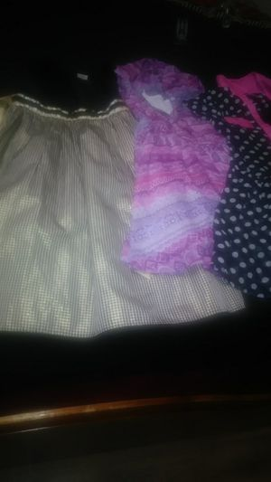 Little girl size 8/ size 3 Vans for Sale in College Park, GA