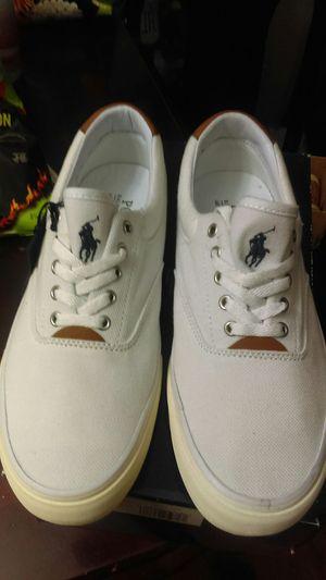 Tenis nuevos size 9 de hombre marca polo Ralph Lauren New never used for Sale in Baldwin Park, CA