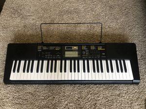 Casio CTK 2400 Keyboard for Sale in Fond du Lac, WI