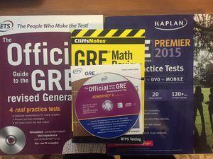 GRE study material for Sale in Murfreesboro, TN
