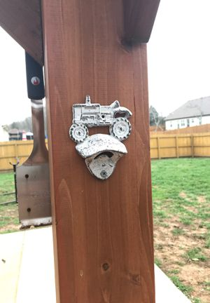 Cast Iron Tractor Bottle Opener for Sale in Smyrna, TN