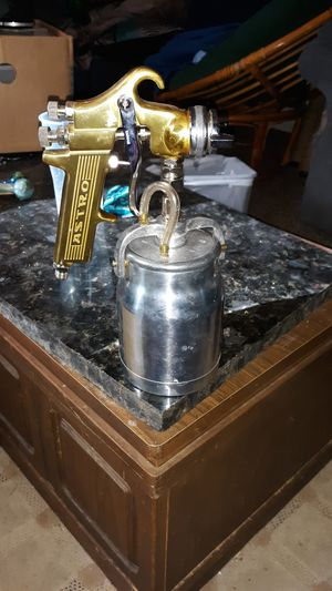 Astro spray paint gun as-8. Never used 40$ for Sale in Cheyenne, WY