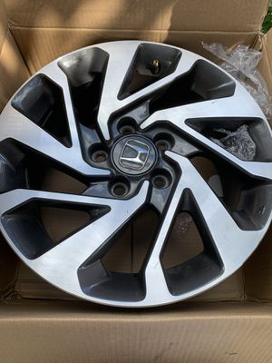 Honda Civic Rims 16 for Sale in Hyattsville, MD